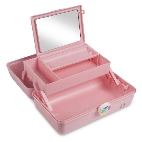 A Little Noticed Target In House Health >> Retro Caboodles On The Go Girl Millennial Pink Target
