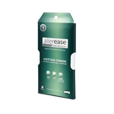Reserve Cotton Fresh Pillow Protector - AllerEase