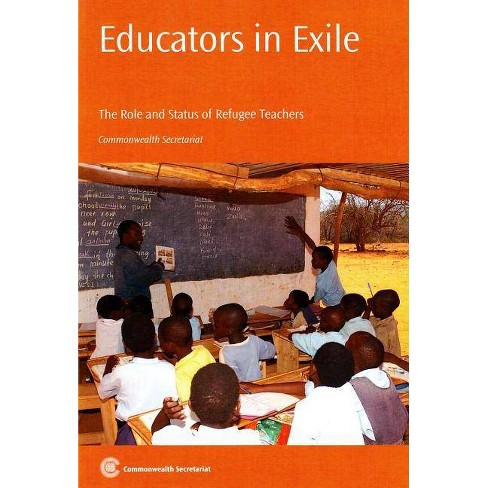 Educators in Exile - by  Barry Sesnan & Eric Allemano & Henry Ndugga & Shabani Said (Paperback) - image 1 of 1