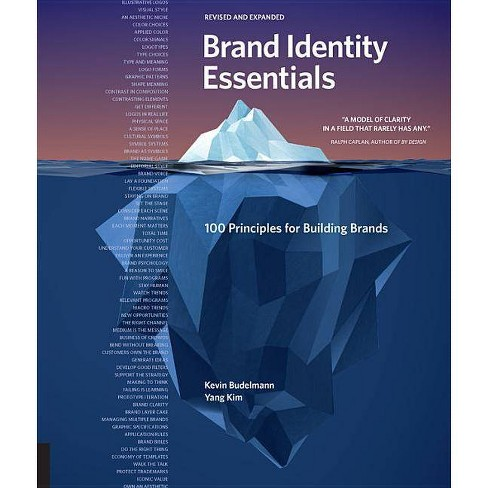 Brand Identity Essentials, Revised and Expanded - (Essential Design Handbooks) (Paperback) - image 1 of 1