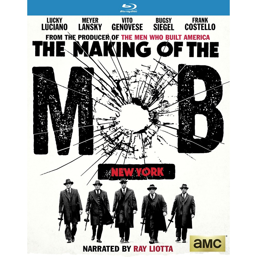 Making Of The Mob:New York (Blu-ray)