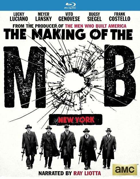Making Of The Mob:New York (Blu-ray) - image 1 of 1