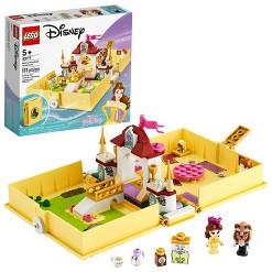 LEGO Disney Belle's Storybook Adventures 43177 Princess Building Playset