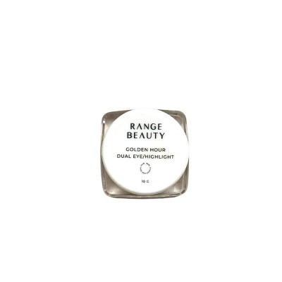 Range Beauty Golden Hour Dual Eye/Highlight - 0.35oz