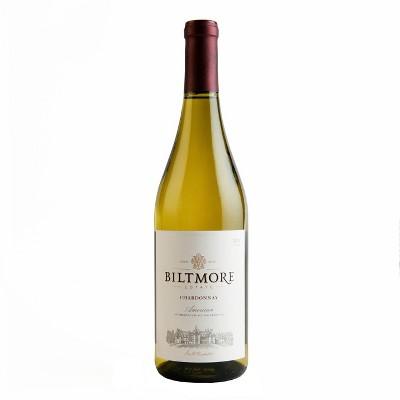 Biltmore Chardonnay Sur Lies White Wine - 750ml Bottle