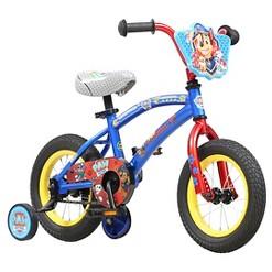 "Kids Paw Patrol 12"" Bike - Bliue, Kids Unisex, Blue Red"