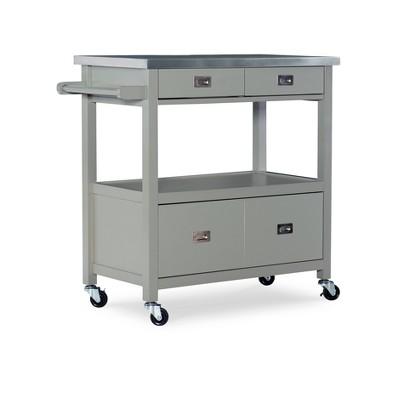 Sydney Kitchen Cart - Linon