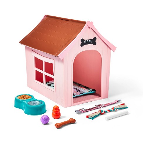 """Our Generation Dog House Playset for 18"""" Dolls & Plush Pets - OG Puppy House - image 1 of 4"""