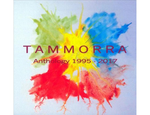 Tammorra - Anthology:1995-2017 (CD) - image 1 of 1