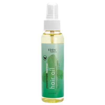 Eden BodyWorks Peppermint Tea Tree Hair Oil - 4 fl oz