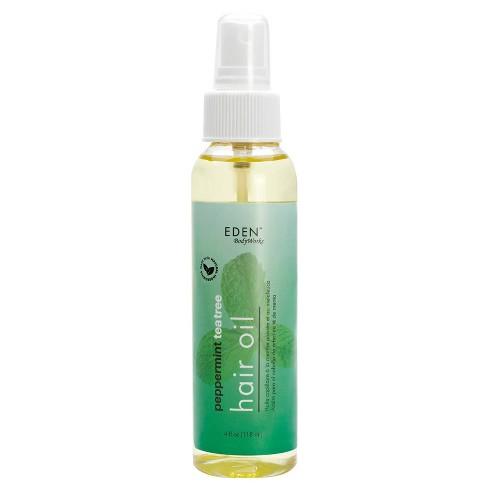 Eden BodyWorks Peppermint Tea Tree Hair Oil - 4 fl oz - image 1 of 4