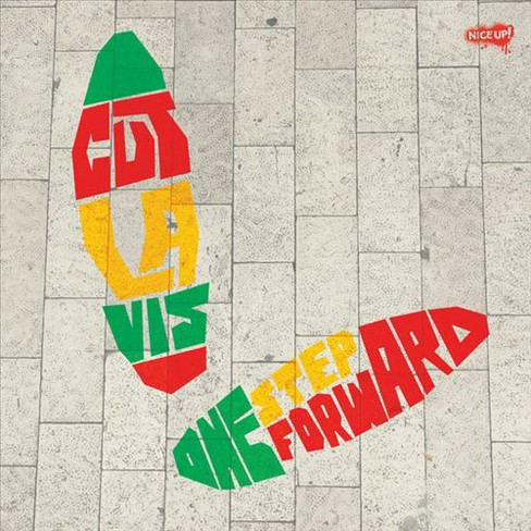 Cut la vis - One step forward (Vinyl) - image 1 of 1