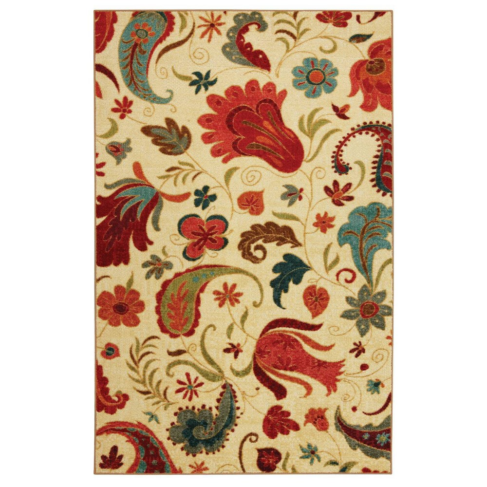 Image of 8'X10' Tropical Acres Area Rug - Mohawk