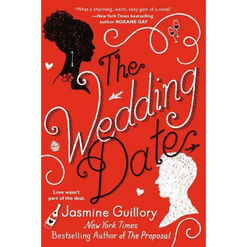 Wedding Date -  by Jasmine Guillory (Paperback) - image 1 of 1