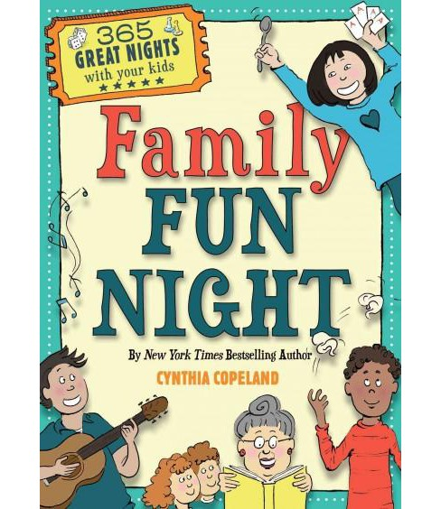 Family Fun Night (Paperback) (Cynthia Copeland) - image 1 of 1