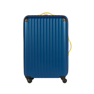 "Love Taza 28"" Hardside Spinner Suitcase - Navy"