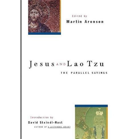 Jesus and Lao Tzu - (Paperback) - image 1 of 1