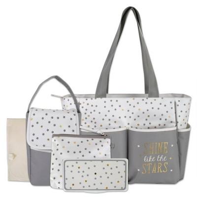 Baby Essentials Diaper Bag 5-in-1 - Creme