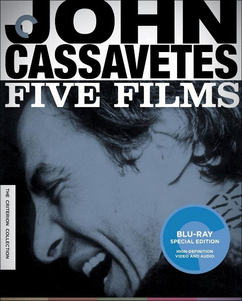 John cassavetes:Five films (Blu-ray) - image 1 of 1
