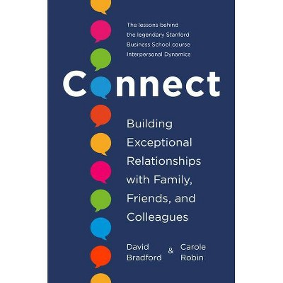 Connect - by  David Bradford & Carole Robin (Hardcover)