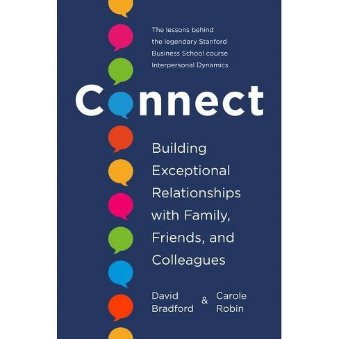 Connect - by  David Bradford & Carole Robin (Hardcover) - image 1 of 1