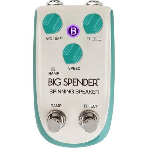 Danelectro Billionaire Big Spender Spinning Speaker Effects Pedal - image 1 of 4