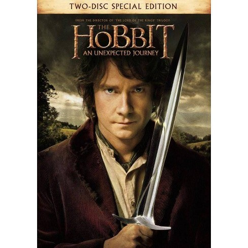 The Hobbit An Unexpected Journey Special Edition Dvd Target