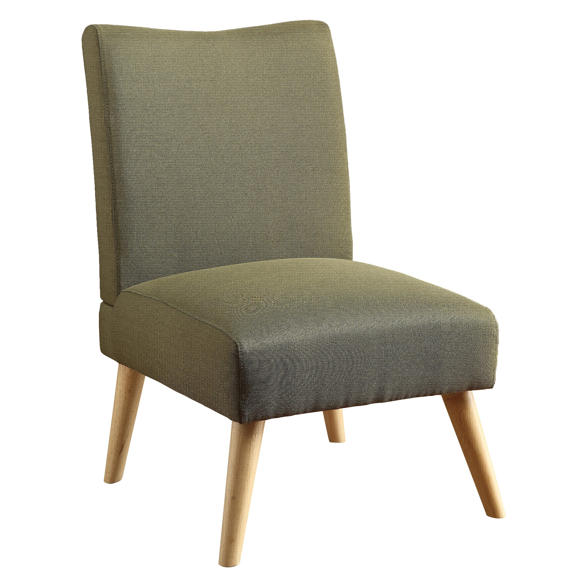Charlton Mid - Century Modern Accent Chair Green - Homes: Inside + Out