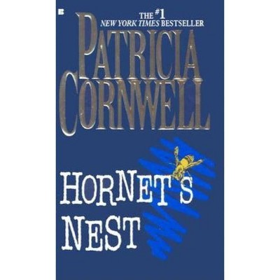 Hornet's Nest - (Andy Brazil) by  Patricia Cornwell (Paperback)