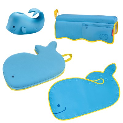 Skip Hop Moby Bathtime Essentials Kit - 4pc