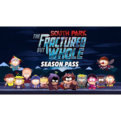 South Park: The Fractured but Whole Season Pass - Nintendo Switch (Digital) - image 1 of 1