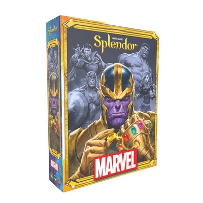 Marvel Splendor Game