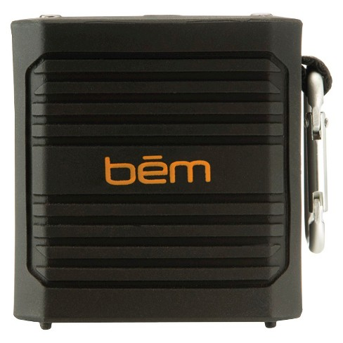 BEM Wireless Outdoor Speaker - Black (EXO200) - image 1 of 9