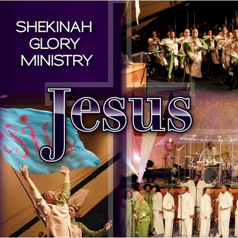 Shekinah Glory Ministry - Jesus (CD) - image 1 of 1