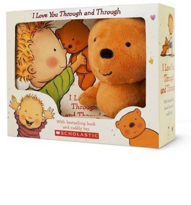 I Love You Through And Through (Mixed media product) by Bernadette Rossetti-Shustak