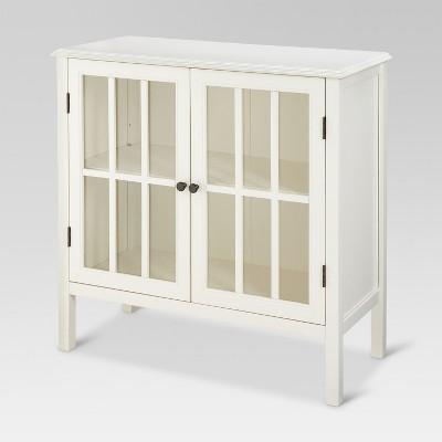 Windham 2 Door Accent Cabinet   Threshold™