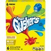 Fruit Gushers Tropical Flavored Fruit Snacks - 6ct - image 2 of 3