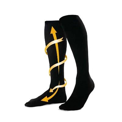 Cabeau Ultra-Soft Compression Socks - Black