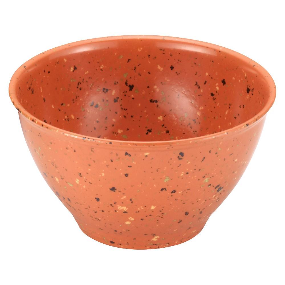 Rachael Ray ̈ 4 Quart Garbage Bowl - Orange