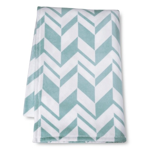 Micromink Printed Blanket - Room Essentials™ - image 1 of 1