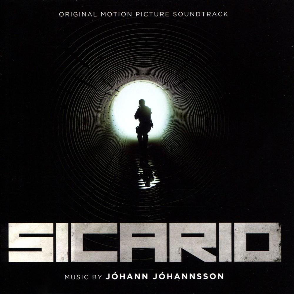 Johan Johansson - Sicario (Osc) (CD)