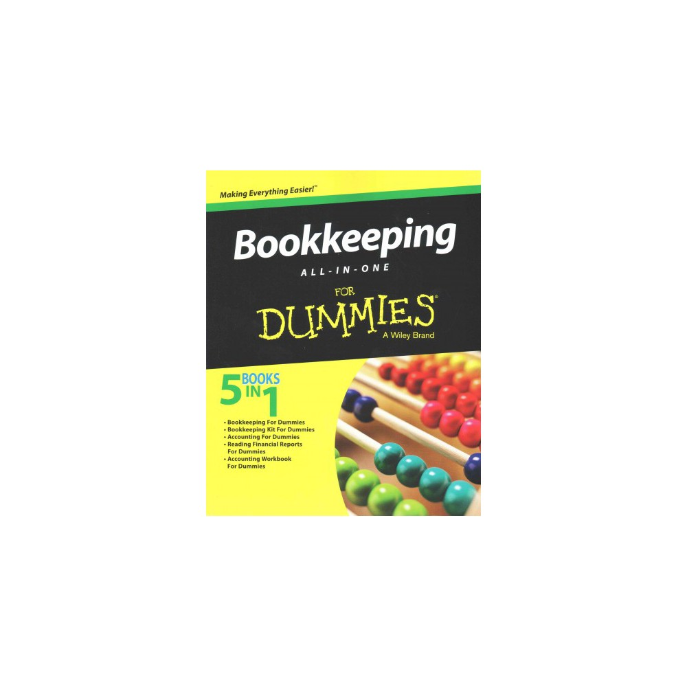 Bookkeeping All-in-one for Dummies (Paperback) (Lita Epstein & John A. Tracy)
