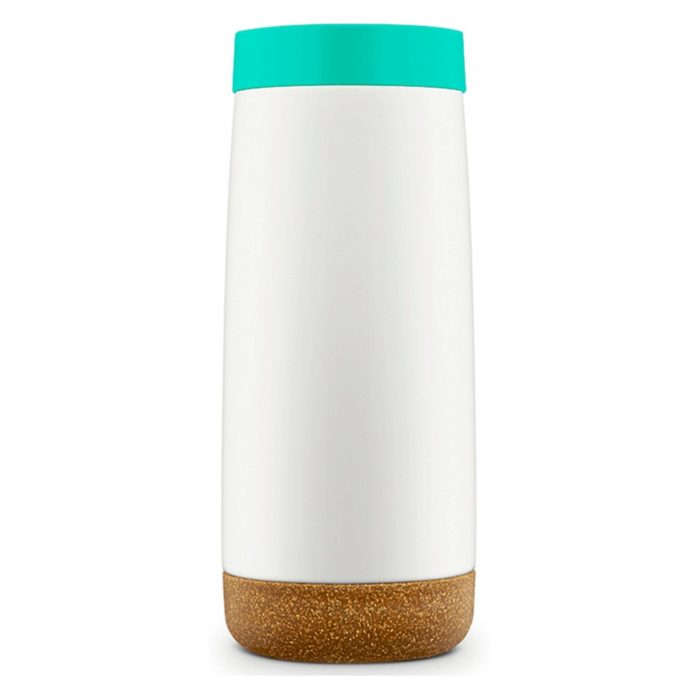 Image of Ello Cole Stainless Steel Vacuum Insulated Coffee Travel Mug 16oz - Mint (Green)