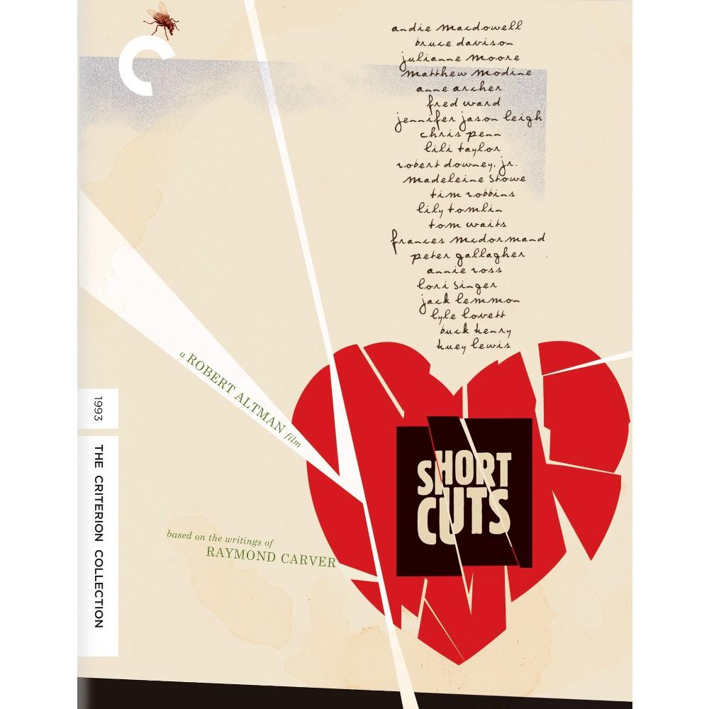 Short Cuts (Blu-ray), Movies
