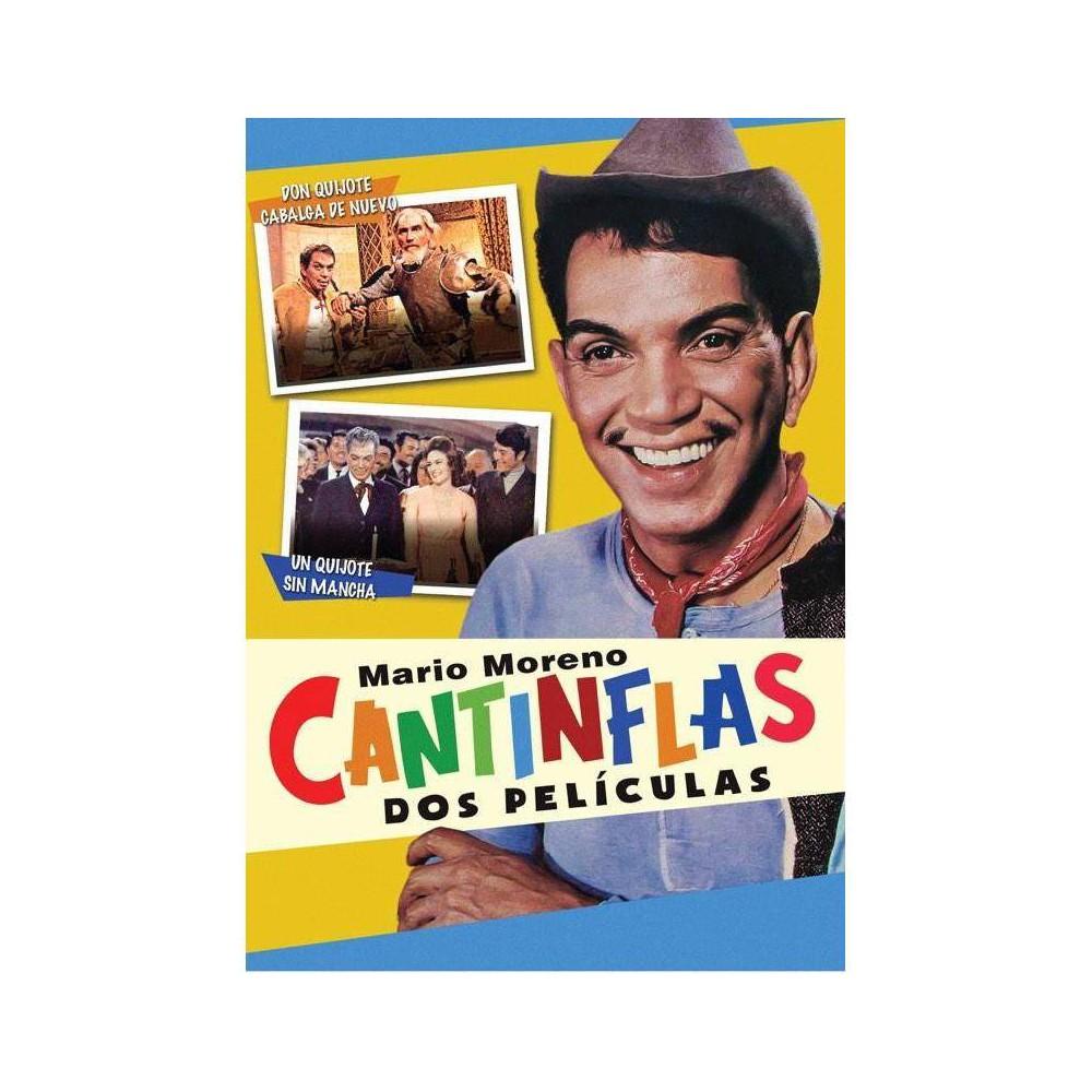 Cantinflas Don Quijote Cabalga De Nuevo Un Quihote Sin Mancha Dvd 2017
