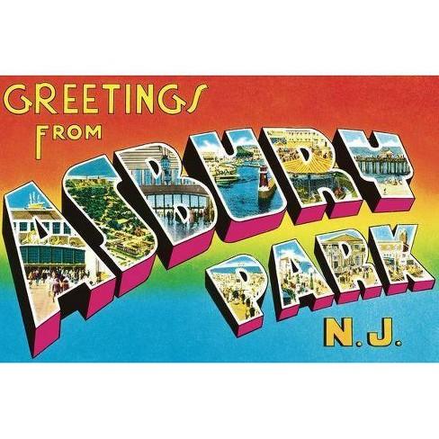 Bruce Springsteen - Greetings From Asbury Park, N.J. (Vinyl) - image 1 of 1
