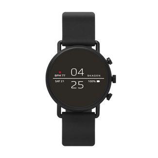 Skagen Smartwatch - Falster 2 40mm Black Silicone
