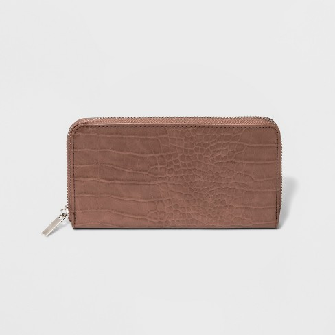 Women's Zip Around Wallet - Wild Fable™ - image 1 of 3
