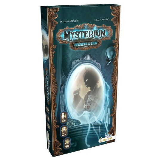 Mysterium: Secrets & Lies Board Game image number null