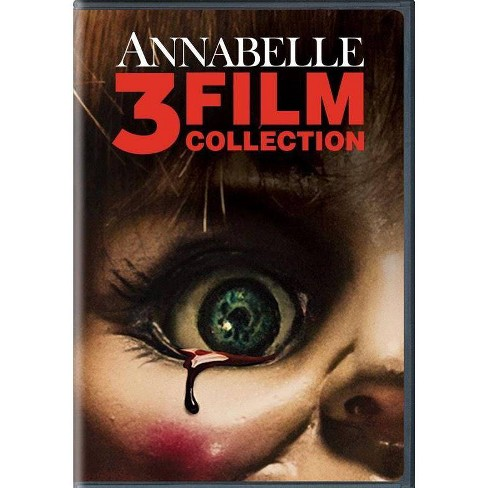 3 Film Annabelle Trilogy Dvd